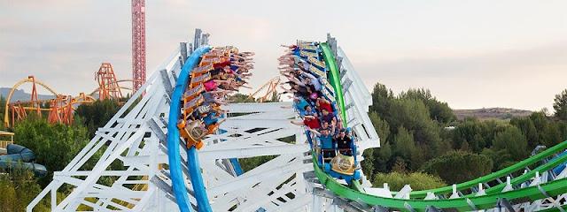 Informações sobre os ingressos para o Six Flags Califórnia