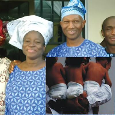 rccg pastor soji oni triplets