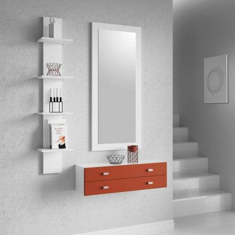 Recibidores y muebles de entrada modernas - Taquillones de entrada ...