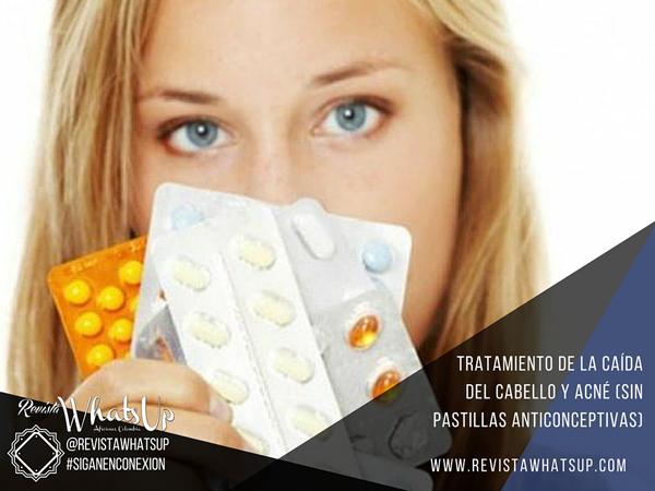 Tratamiento-caída-cabello-acné-pastillas-anticonceptivas