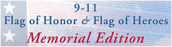 Click this link to order your 9/11 Flag of Honor