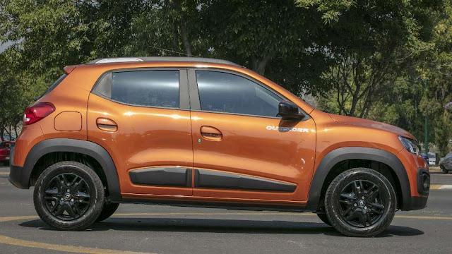 Renault Kwid ¡al ataque!