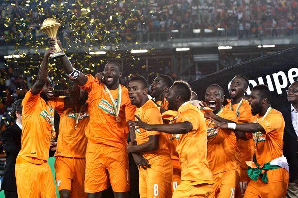 Ivory Coast National Football Team Teams Background 5