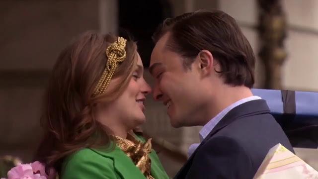 Chuck e Blair in Gossip Girl