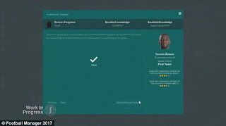 football manager 2017 features