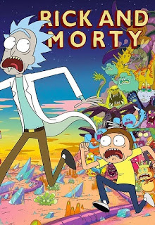 Rick and Morty Temporada 4 audio español capitulo 4