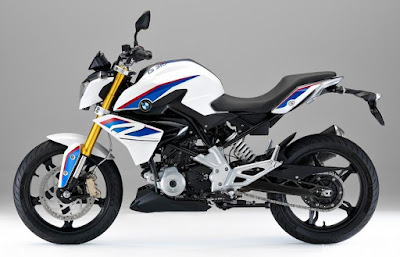 BMW G310R side image