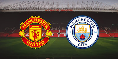 Live Streaming Manchester United vs Manchester City EPL 25.4.2019