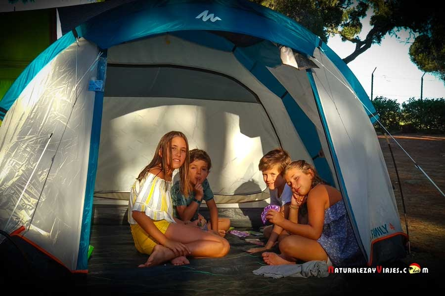 Camping Olhão
