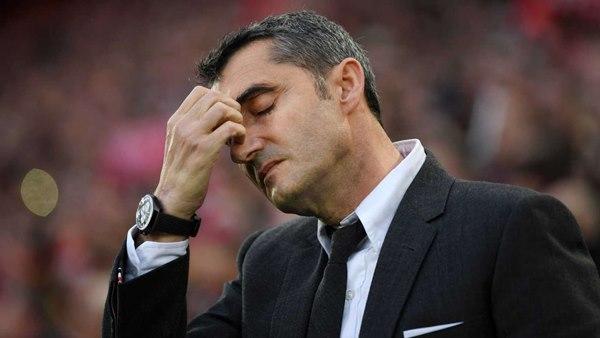 Dibantai Liverpool, Ernesto Valverde: Ini Hasil Buruk Untuk Kami & Suporter