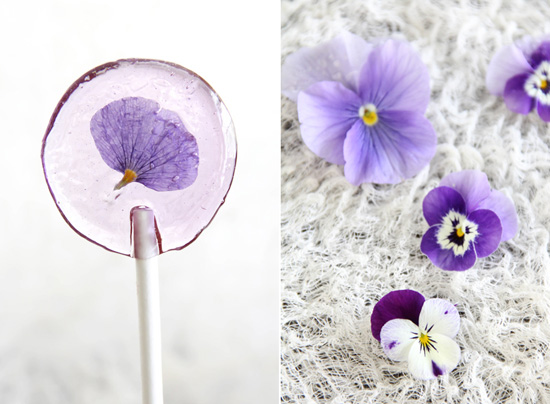 Spring flower lollipops sprinkle bakes happy first day of spring to celebrate ive made a special treat for you with colorful spring flowers mightylinksfo