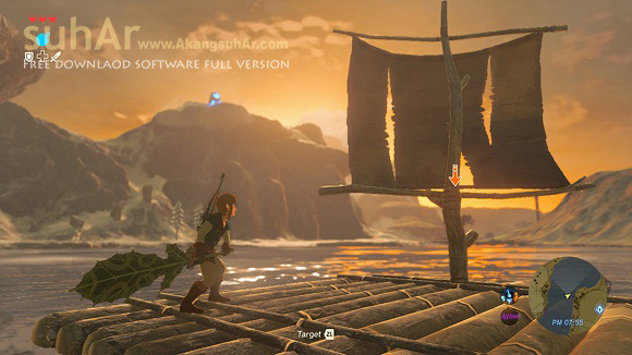 Free Download The Legend of Zelda Breath of the Wild Full Version