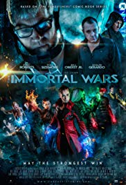 The Immortal Wars - Legendado