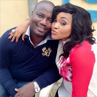 Mercy Aigbe Packing out of her Husband, Lanre Gentry's Home - Watch Video