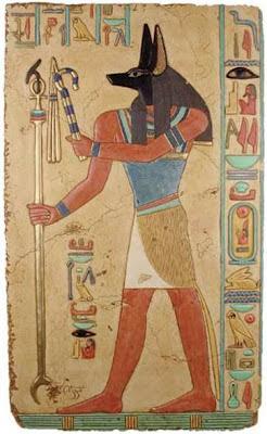 anubis 7 Dewa Kematian dari Berbagai Kepercayan Kuno di Dunia