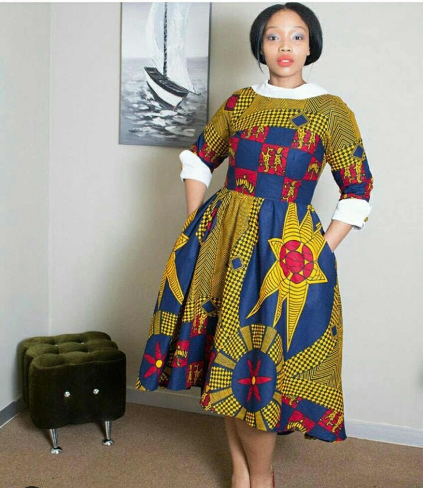 Ankara Lookbook 1