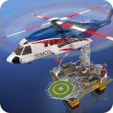 Game Offshore Oil Helicopter Cargo Download