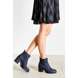 Urban Outfitters Vagabond Grace Platform Ankle Boots