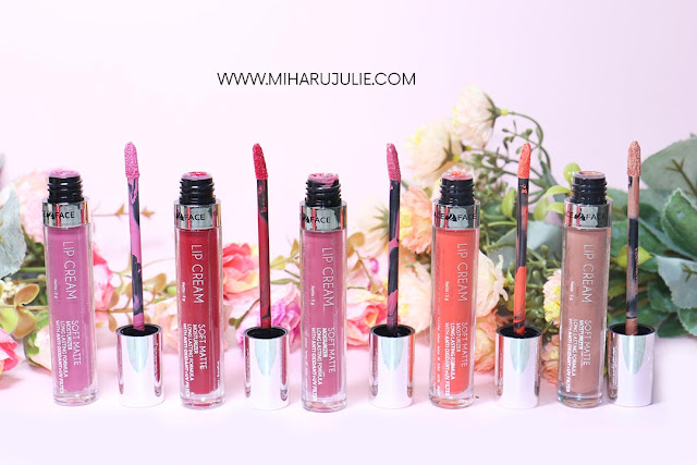 REVIEW Face2Face Soft Matte Lip Cream