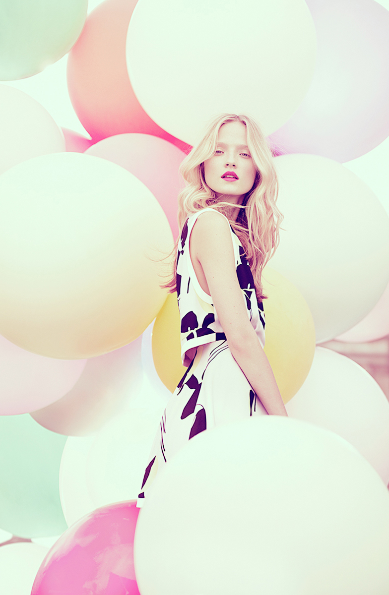 balloons fashion photography - photo #48