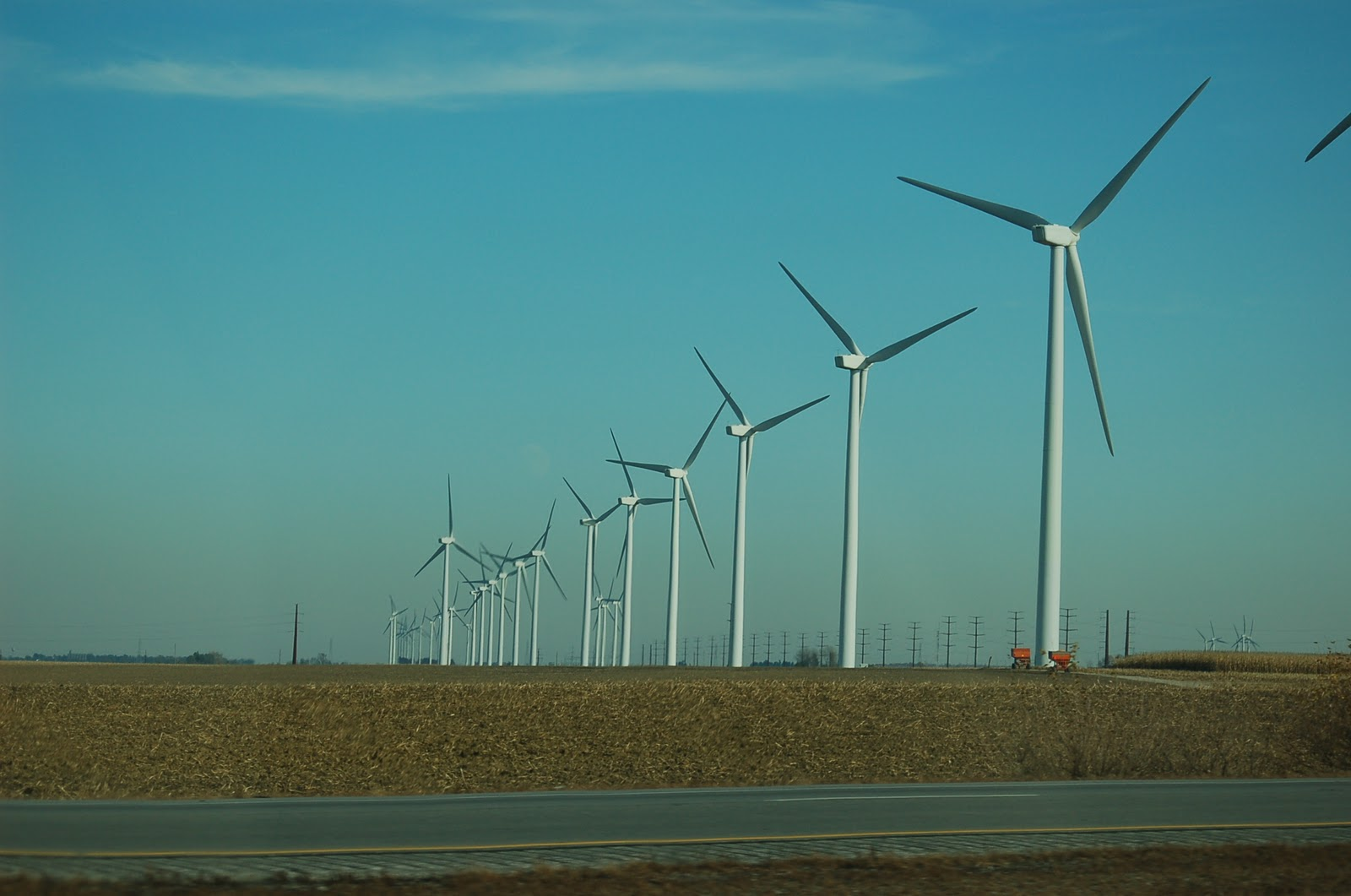 Wind Farms In Indiana