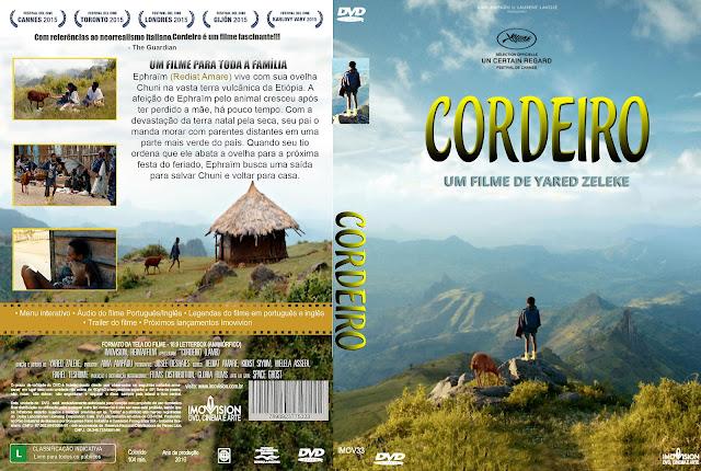 Capa DVD Cordeiro