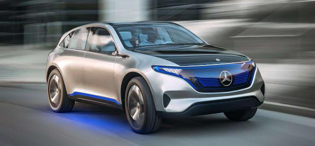 Mercedes-Benz EQC: El origen de un nuevo mundo