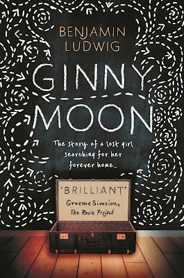 Read a guest post by the author of Ginny Moon