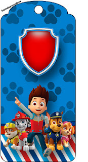 Paw Patrol Free Party Printables Oh My Fiesta In English