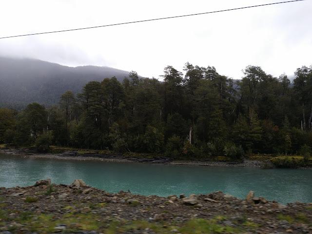 Río Frío, Carretera Austral, Chile