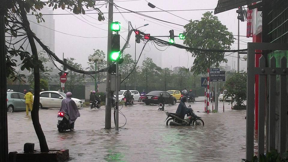 Hanoi july weather