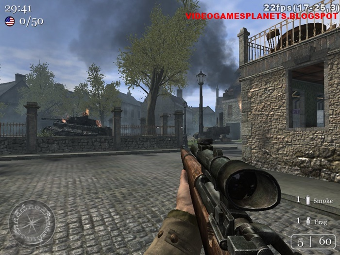 call of duty 2 pc game free download ripped 1.5 gb