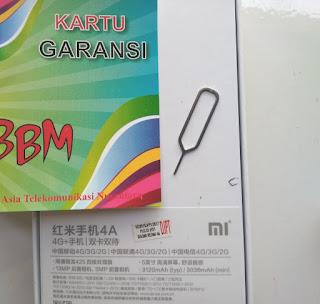 Pengalaman Membeli HP Xiaomi Redmi 4A Garansi Distributor