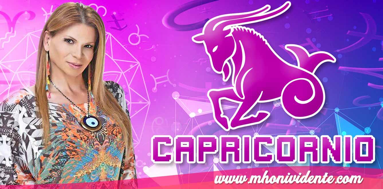 CAPRICORNIO - HOROSCOPO DE LA SEMANA DEL 21 AL 28 DE ABRIL.