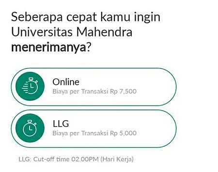 Metode Online