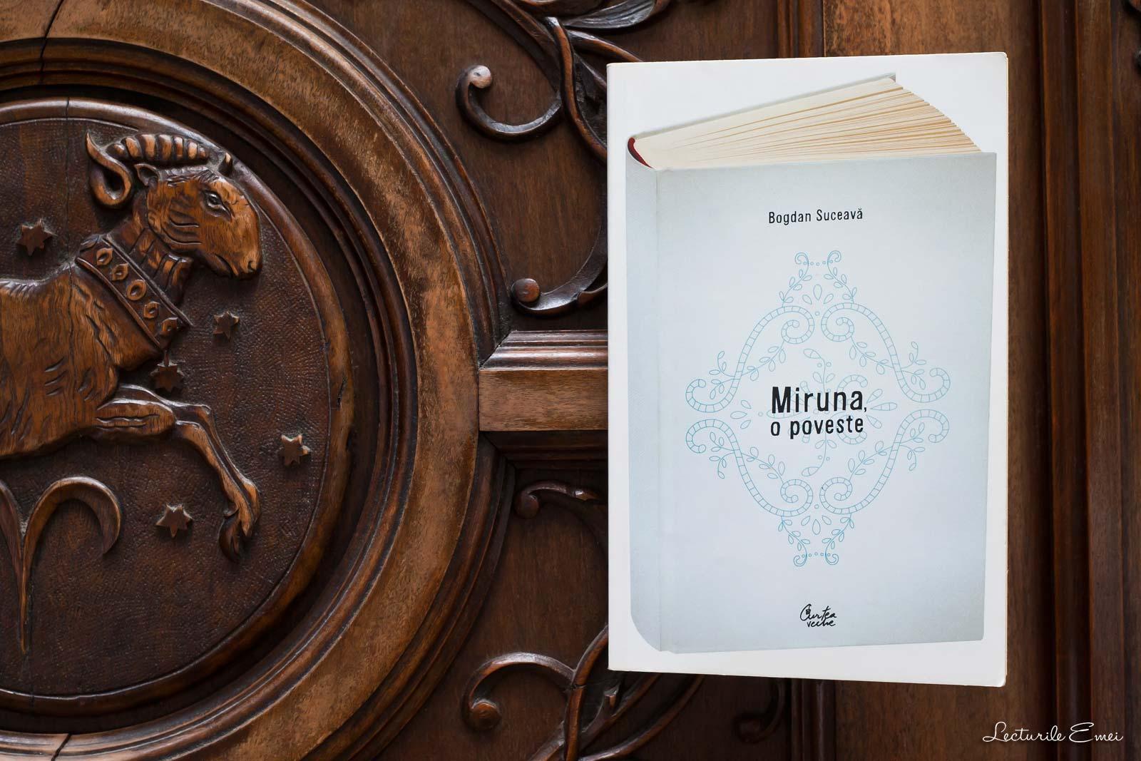 recenzie Miruna, o poveste de Bogdan Suceavă