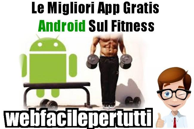 Lista Delle Migliori Applicazioni Android Dedicate Al Fitness