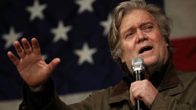 Bannon: Trump should have been 'stronger' on Russian meddling with Putin