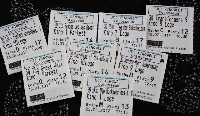 Die besten Action Kinofilme 2017