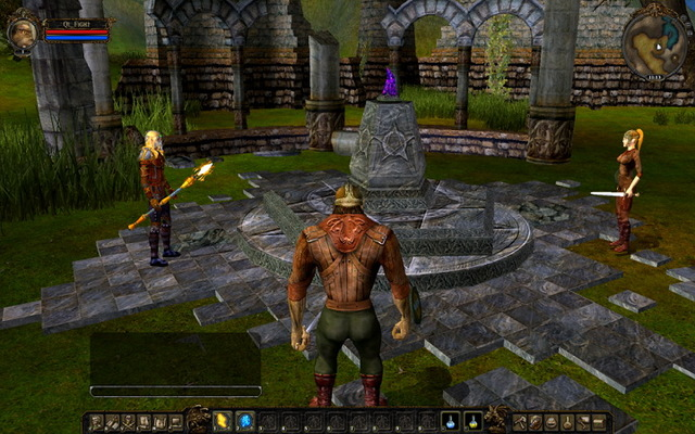 Dungeon Lords MMXII PC Free Game Download