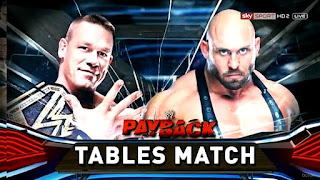 Across The Pond Wrestling: WWE Payback Predictions