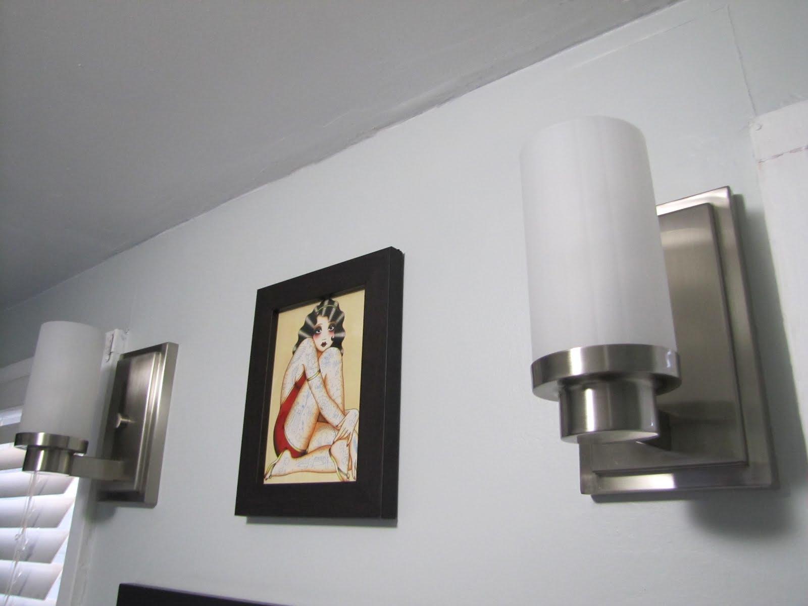 Mid Century Modern Bathroom Lighting With Perfect ...