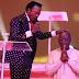 Governor Ortom Kneels Down As Pastor Joshua Iginla Prays For Him