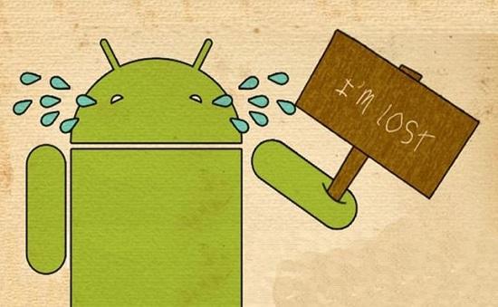 Aplikasi Untuk Menemukan HP Android Yang Hilang