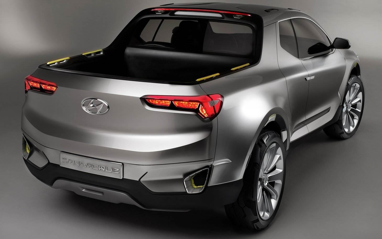 Santa Cruz Toyota >> Hyundai Santa Cruz: conceito que antecipa pick-up média | CAR.BLOG.BR