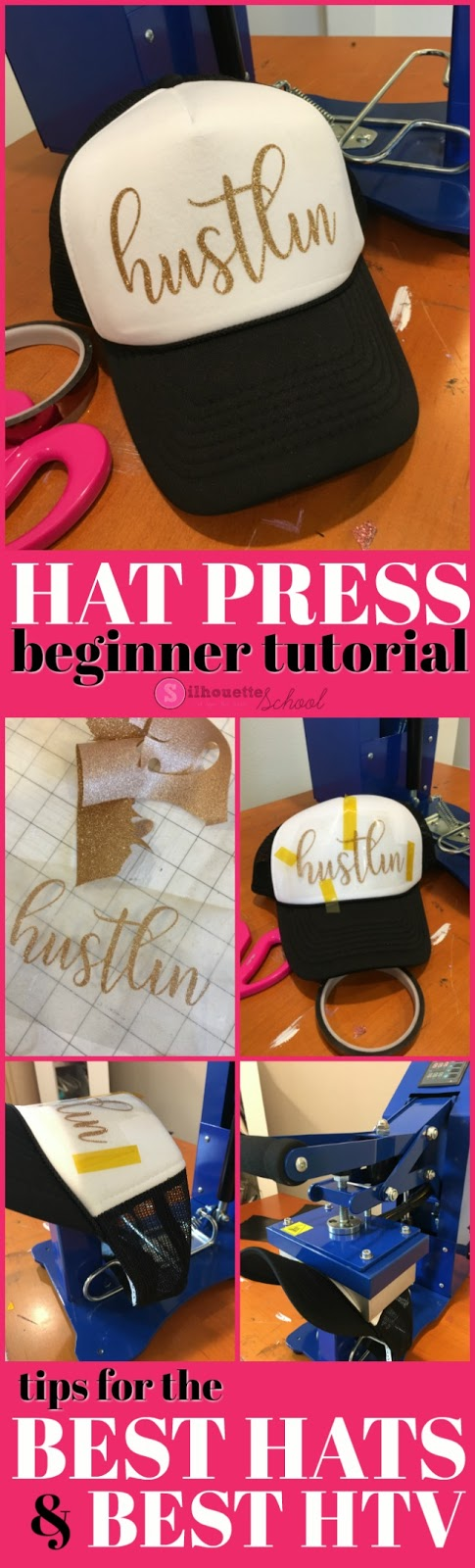 hat press, hat heat press, cap heat press, hat heat press machine, hat press machine, silhouette cameo