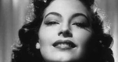 ... Trivia Blog: Ava Gardner: On the set with a Christmas Eve Baby