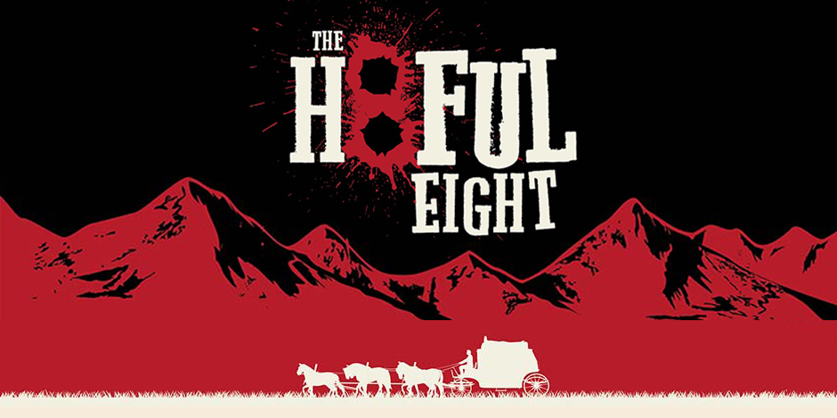"""The H8ful Eight"" la 8a película de Tarantino, Trailer"