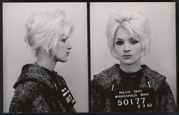 The Beauty Of Misbehavior 23 Vintage Mugshots Of Bad