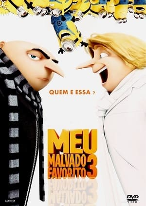 Meu Malvado Favorito 3 BluRay Filmes Torrent Download capa